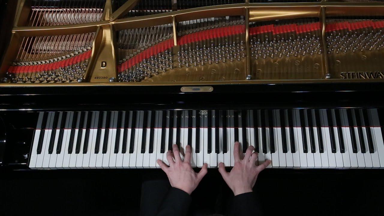 Beethoven - Sonata N.10 Op.14 N.2 [Alberto Chines] HD