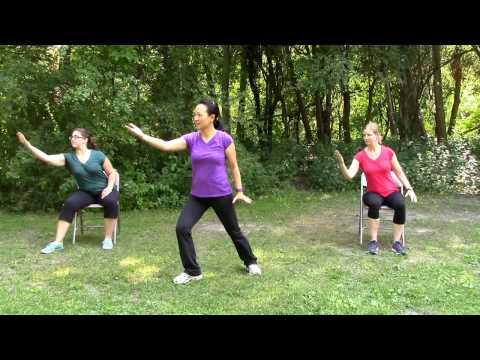 3 Easy Tai Chi Videos for Seniors Prevent Falls, Improve