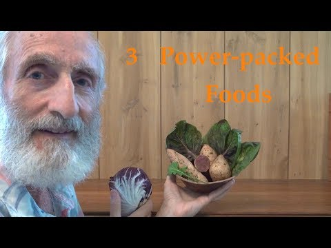 3 Power-Packed Foods