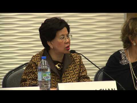 The WHO and Tobacco Control: Dr. Margaret Chan, Director General