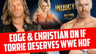Edge And Christian On If Torrie Wilson Deserves To Be In The WWE Hall Of Fame