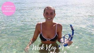 Week Vlog #1