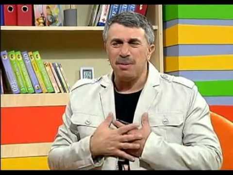 Аутизм - Школа доктора Комаровского - Интер