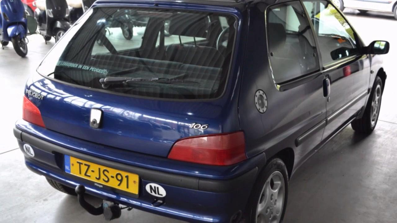 Peugeot 106 11 Sport Lpg G3 Elektr Ramen Licht Metaal Inruil Mogelijk