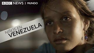 """Crisis en Venezuela: """"No siento el cuerpo del hambre"""""""