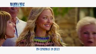 Mamma Mia! Here We Go Again | 30 Mother | In Cinemas 19 July
