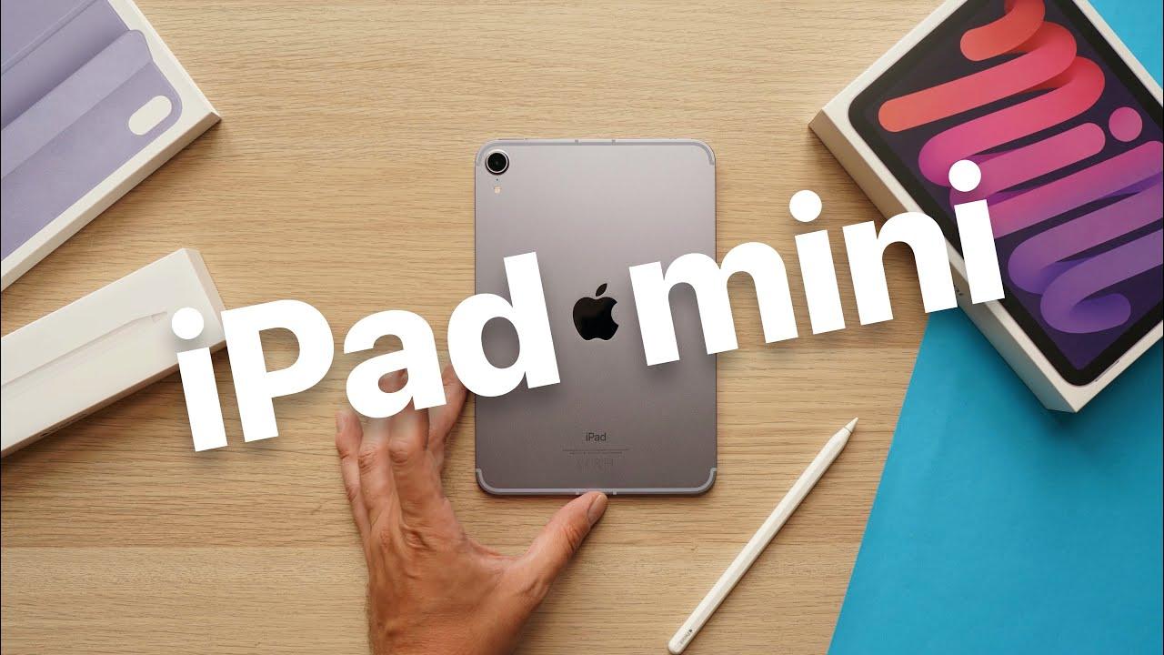 FINALMENTE  iPad Mini Unboxing