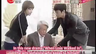 [HeartfxSubs] 120318 Entertainment Online When Love Walked In BTS - f(x) Victoria