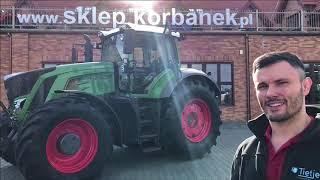 Maszyny Używane w firmie Korbanek - Fendt 936