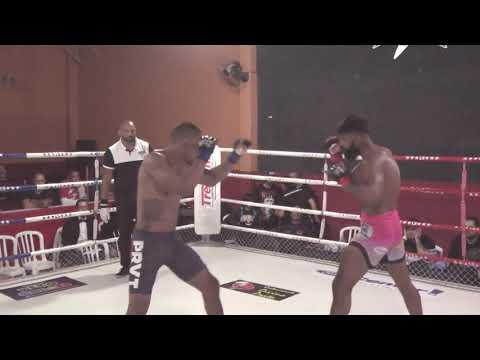 SICARIO 4 - MMA: Luis Felipe X Douglas Puma