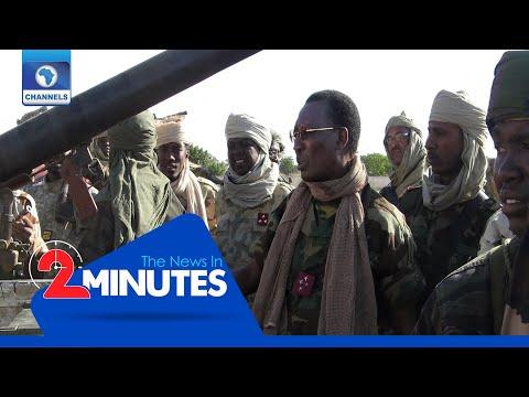 Update: President Deby Dies After Fighting Rebels
