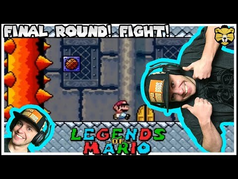 5 Rooms And A Boss Rush Away From Victory! Legends Of Mario Finale!