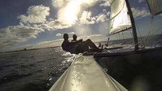 Windrush 14 Catamaran - Summer sailing in Busselton WA