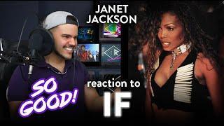 Janet Jackson Reaction If Video (SO DAMN GOOD!) | Dereck Reacts