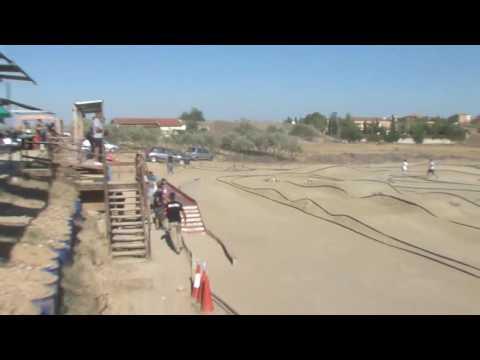 Cyprus Internatuinal 1/8 Buggy Race part 4