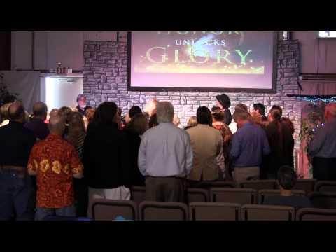 James Nesbit  Whirlwind West Worship Journey  05.10.15