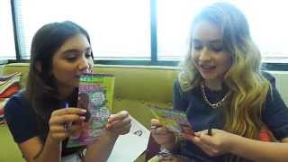 EXCLUSIVE: Rowan Blanchard & Sabrina Carpenter Take Our BFF Quiz!