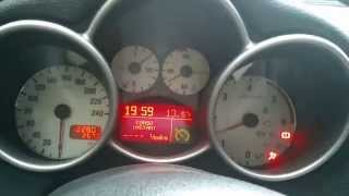 Bruit bizzare accéleration, Alfa 147