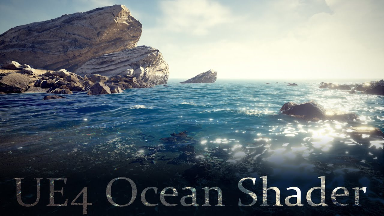 UE4 Ocean