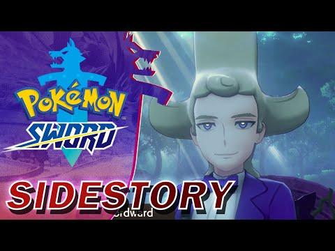 Pokemon Sword And Shield | Post Game Side Story Full Walkthrough