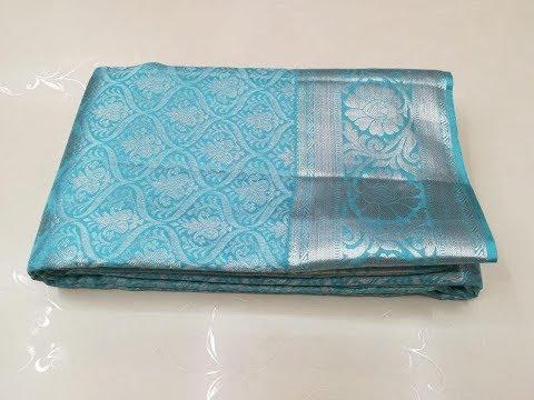Kanchipuram Silver Zari Sarees Online Sale | Kanjivaram Sarees Online Shopping