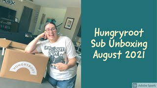 Hungryroot Subscription Unboxing // #hungryroot #mealdelivery