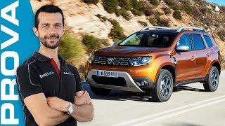 Nuova Dacia Duster   un'evoluzione molto intelligente