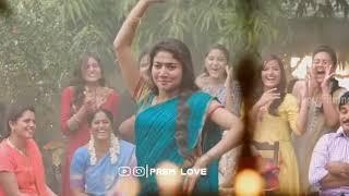 Allimalar Kodi Angadhame - Sai Pallavi Cute Status - Sai Pallavi WhatsApp Status    CTG Music Plus