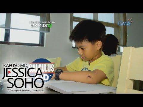 Kapuso Mo, Jessica Soho: The genius 6-year old boy