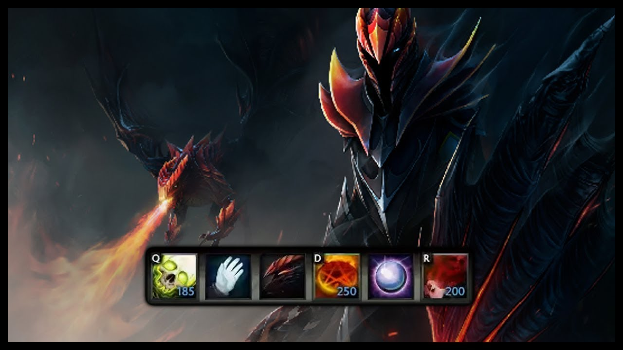 dota 2 mods all abilities start with the same letter lol baumi
