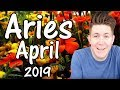 Aries April 2019 Horoscope ♈ Gregory Scott Astrology