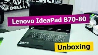 Ноутбук Lenovo B70-80 (80MR01GVRK). Доступная семнашка с дискретной картой(17.3