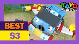 Video Tayo's Earth Defense Plan 2 l Popular Episode l Tayo the Little Bus l S3 #24 download MP3, 3GP, MP4, WEBM, AVI, FLV Agustus 2018