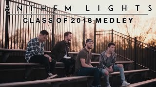 "Official Anthem Lights Class of 2018 mashup including ""I Will Remem..."
