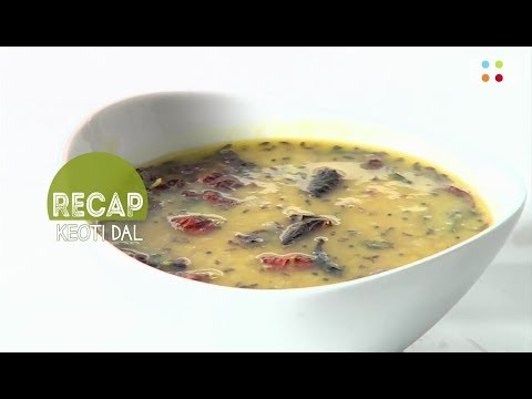 Keoti Dal | Sizzling Dals | Chef Sanjeev Kapoor | FoodFood