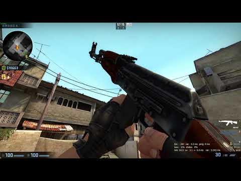 CS:GO Gun Sync: Windfall