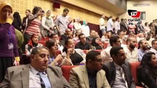 """إعلان الفائز بمسابقة """" مدينة العلوم """" بمكتبة الإسكندرية"""