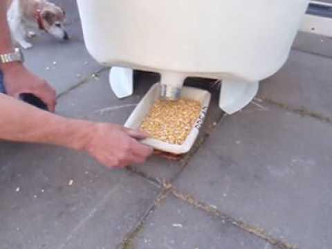 flowcontrol grain storage