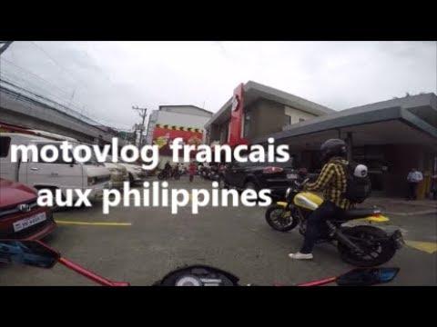 VESTE DE MOTO GRATUITE | VISITE DE CALOOCAN 10 TH AVE | DUCATI SCRAMBLER AUX PHILIPPINES 008