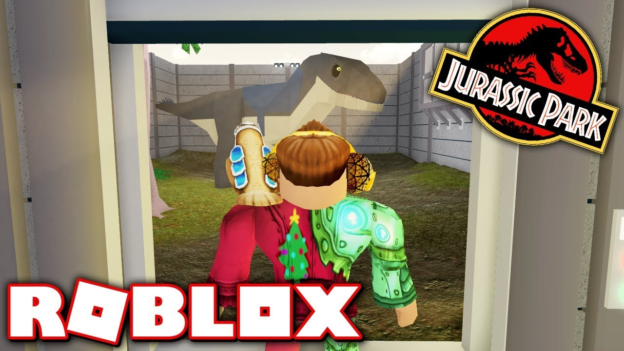 Making My Own Jurassic Park Roblox Tycoon Youtube