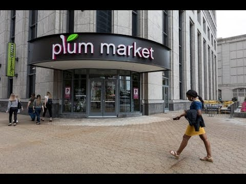 Plum Market opens in downtown Detroit