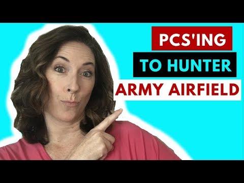 Hunter Army Airfield Housing | PCS'ing to Savannah