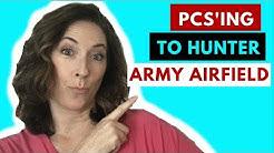 Hunter Army Airfield Housing   PCS'ing to Savannah