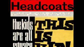 Thee Headcoats - Davey Crockett
