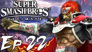 The King of Evil Ganondorf is HERE!: Super Smash Bros Ultimate Ep. 22
