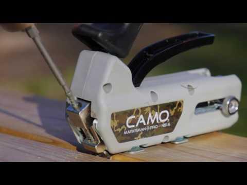CAMO Dold trallskruv 2017