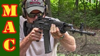 Shooting the Polish Beryl 5.56mm AK