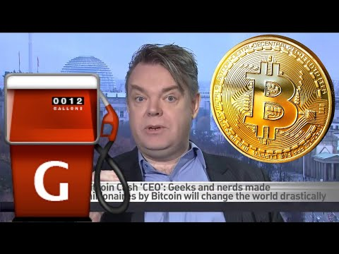 "Rick Falkvinge ""Bitcoin will be Bigger than the Oil Industry """