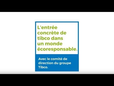 TIBCO  VISION 2019 Entree dans un monde ecoresponsable