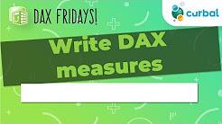 DAX Fridays! - YouTube